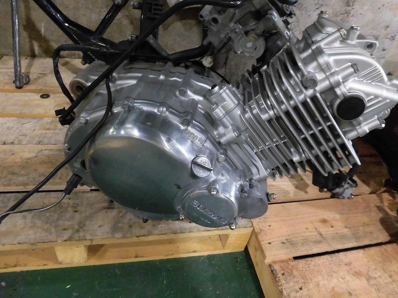 スズキ ヴォルティ NJ47A エンジン 282390_画像2