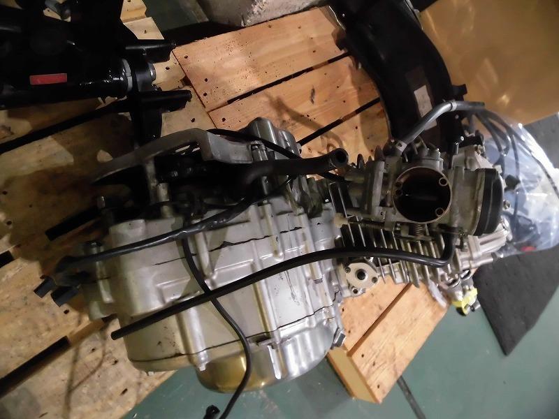 スズキ ヴォルティ NJ47A エンジン 282390_画像4