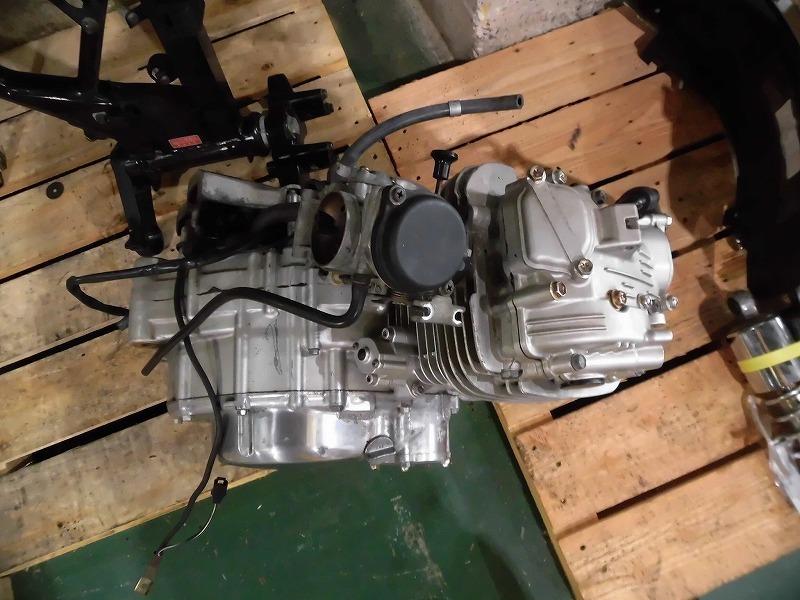 スズキ ヴォルティ NJ47A エンジン 282390_画像1