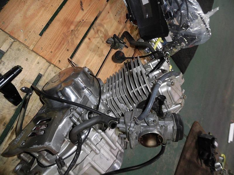 スズキ ヴォルティ NJ47A エンジン 282390_画像5