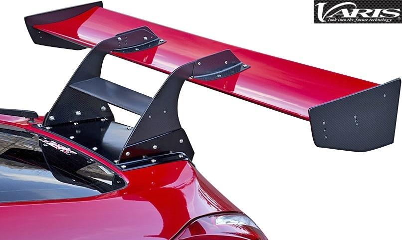 【M's】日産 Z34 フェアレディZ 370Z (2008y-) VARIS 神風Z Z34専用 GTウイング (ウィング幅1700mm)//バリス エアロ ウイング VANI-305_画像1