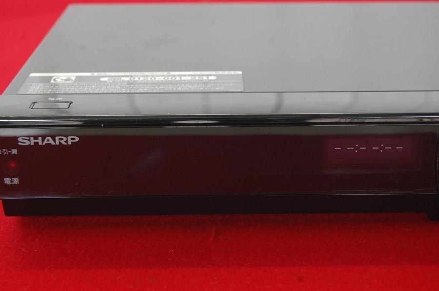 【SHARP/シャープ/AQUOS/ブルーレイディスクレコーダー/500GB/BD-S520/13年製】録画再生映像機器テレビTV_画像2