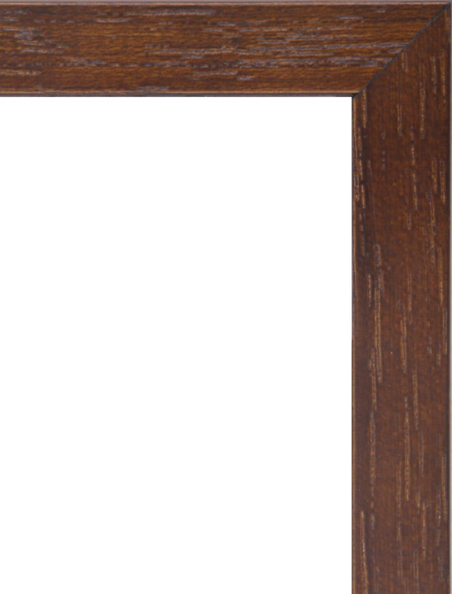 額縁 OA額縁 ポスター額縁 木製フレーム マルチボックスフレーム 5881 ブラウン B3サイズ_画像2