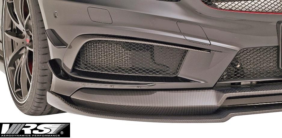 【M's】AMG W176 A45 (2013y-2018y) VRS フルエアロ 5点 (F+DT+SD+RD+RF)//バリス VARIS ベンツ Aクラス A45AMG エアロパーツ エアロ_画像7