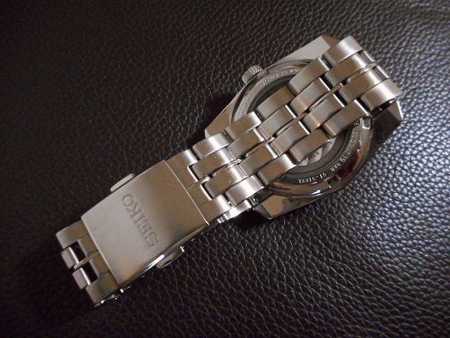 激レア セイコー メカニカル SEIKO SARB001 ブルーダイアル 6R15搭載 美品_画像6