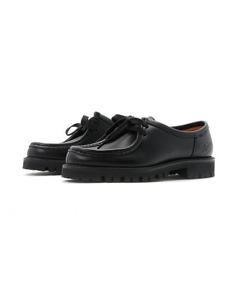 定価6万 HYSTERIC GLAMOUR チロリアン シューズ 24.5 レディース ブラック vibram 日本製 ヒステリックグラマー 靴 レザー 黒 ビブラム_画像8