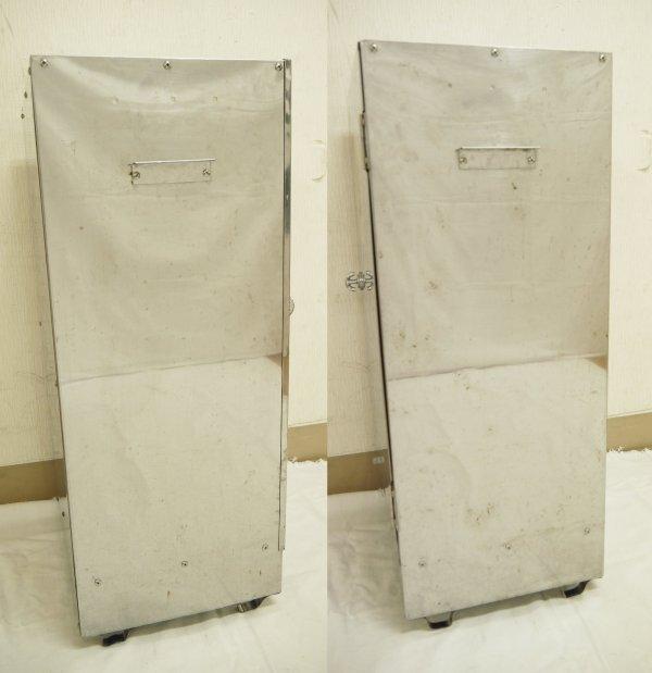 H674●業務用 BEAVER ビーバー HOME SMOKER ホームスモーカー サクラチップ2本付き 大型燻製器 温度計 空気孔付き アウトドア 進誠産業 _画像3