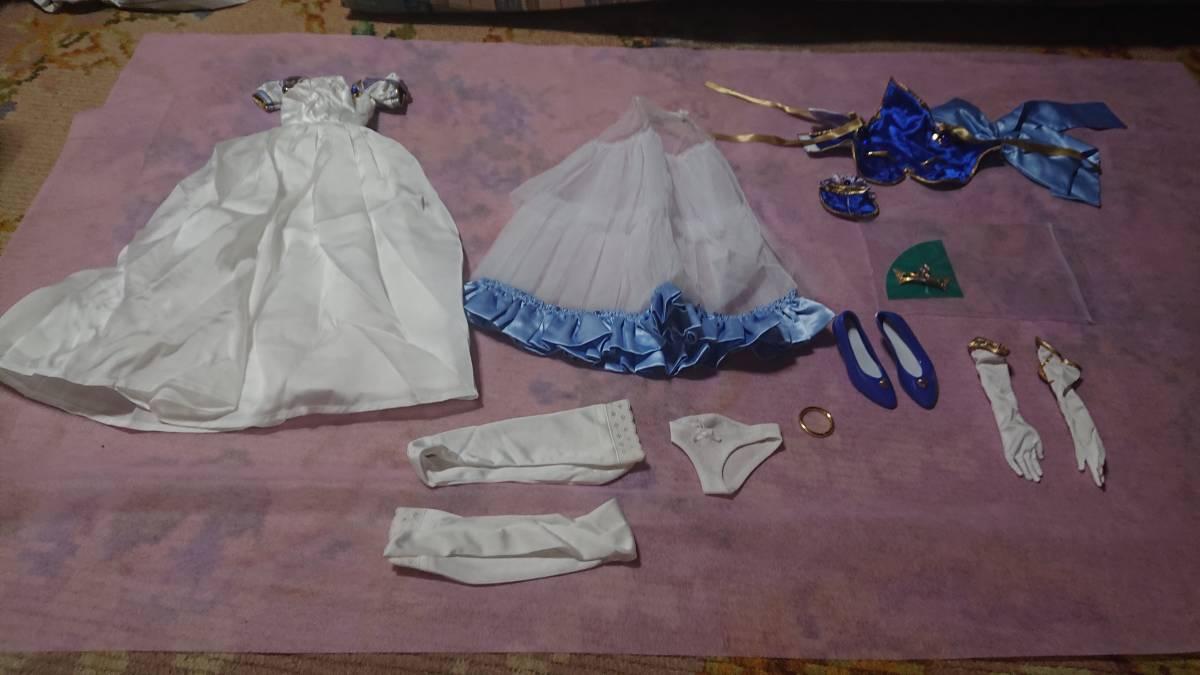 アゾン 夜明け前より瑠璃色な フィーナ デフォルトドレス+ブーツ
