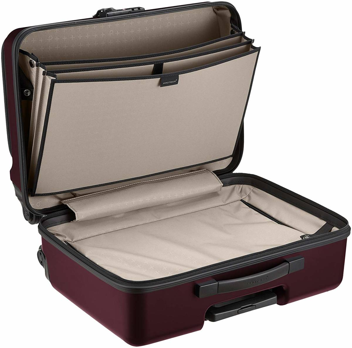新品 Proteca(プロテカ) スーツケース 日本製 マックスパスビズ 37L 49cm 4kg_画像5