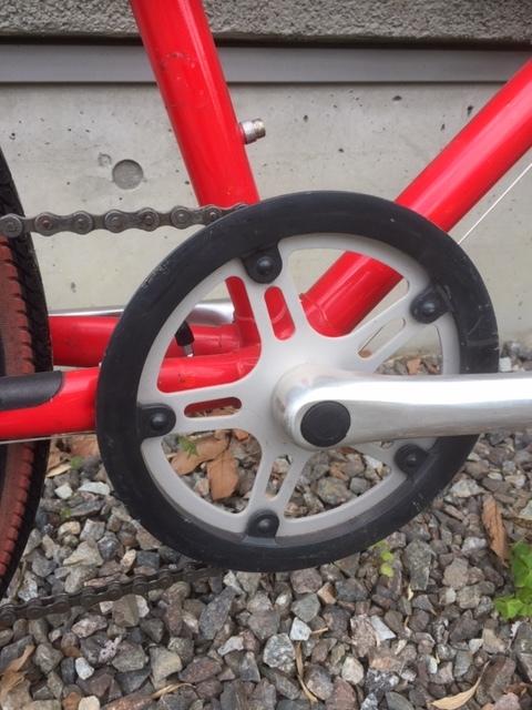 希少 Fuji Old マウンテンバイク ほぼホリゾンタル ビンテージ クロモリ_画像6