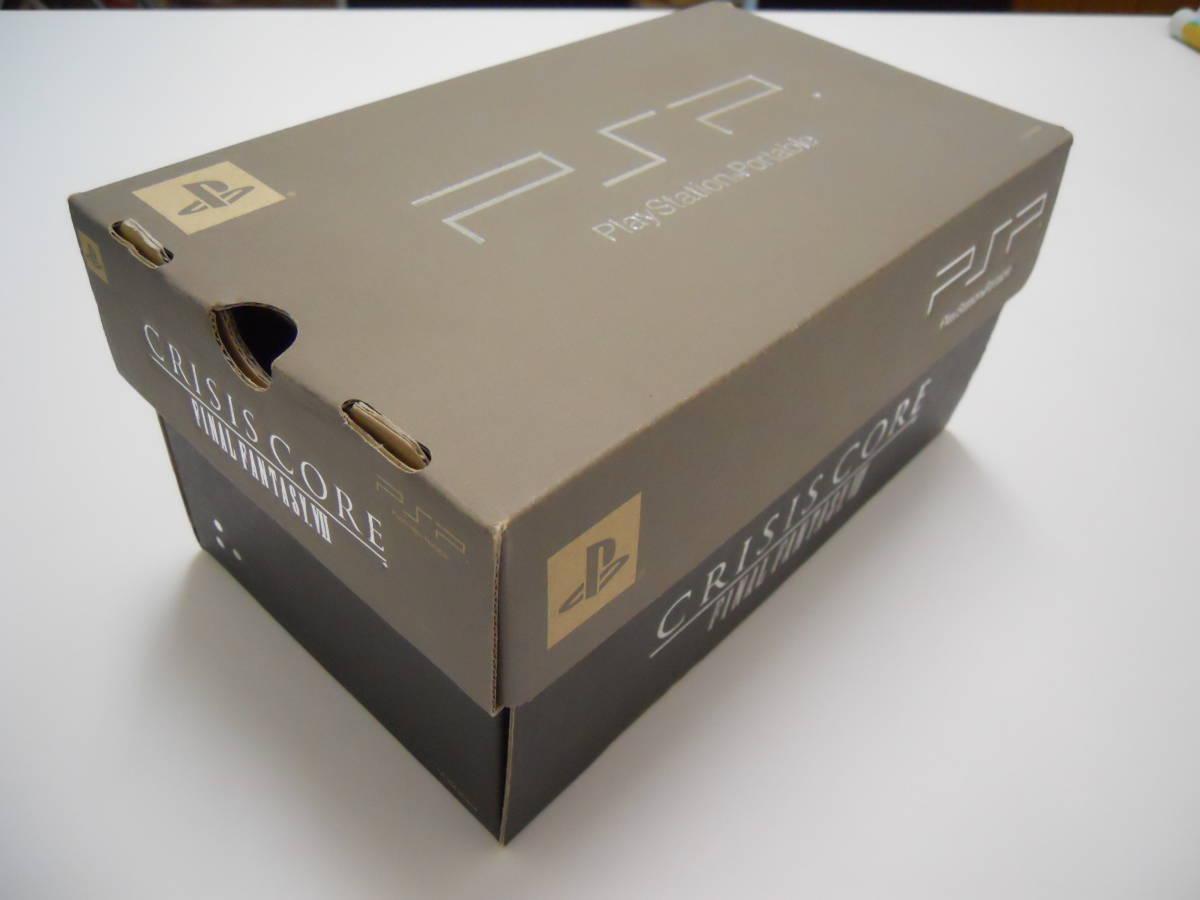 ★希少! ほぼ新品! PSP2000 CRISIS CORE FINAL FANTASY.Ⅶ 10th記念限定品 特典品付き!_画像5