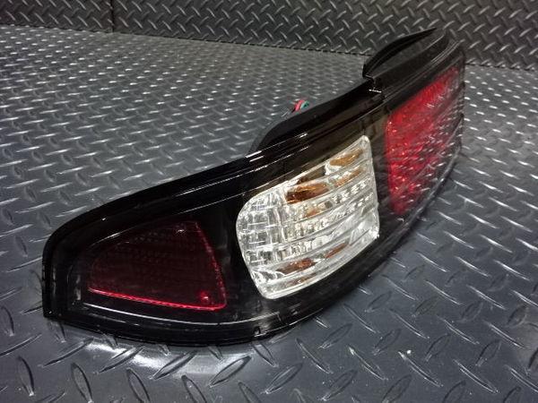 ※新品即納 WISESQUARE ワイズスクエア S14 シルビア LED テールランプ テールライト 左右_画像2