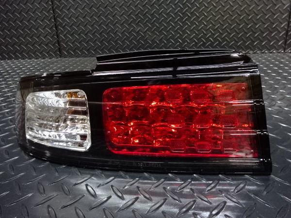 ※新品即納 WISESQUARE ワイズスクエア S14 シルビア LED テールランプ テールライト 左右_画像3