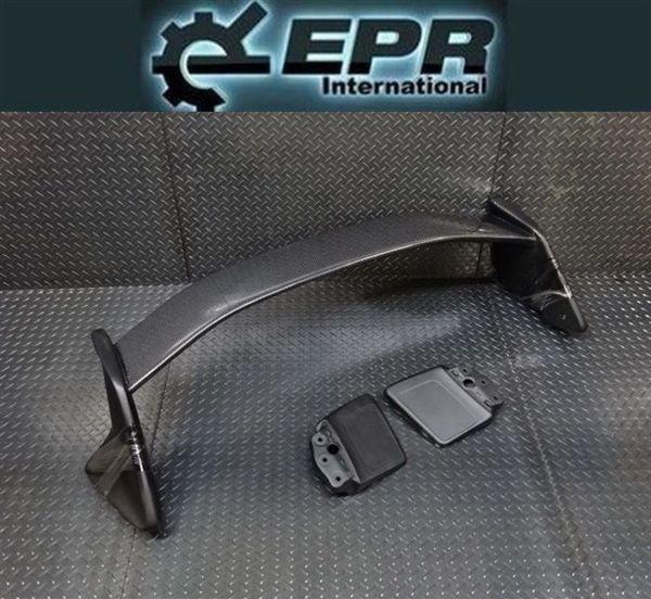 ☆EPR ZN6 86 ZC6 BRZ FT86 GT86 FR-S カーボン FRP 大型 リア ウイング リア スポイラー 在庫有り! トヨタ スバル エアロ_画像1
