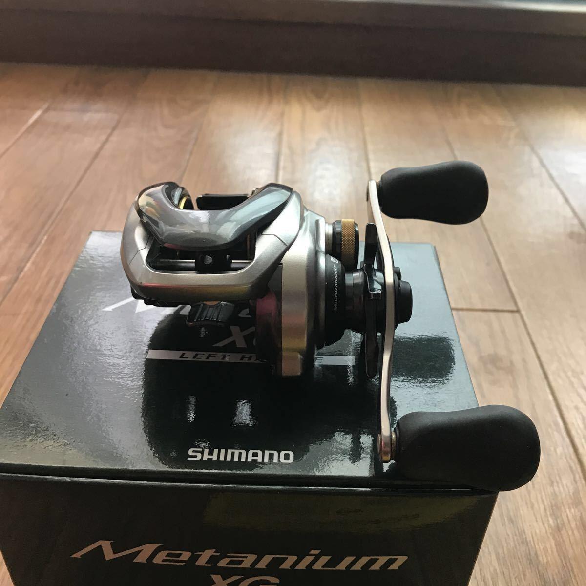シマノ 13メタニウム XG 左ハンドル_画像4