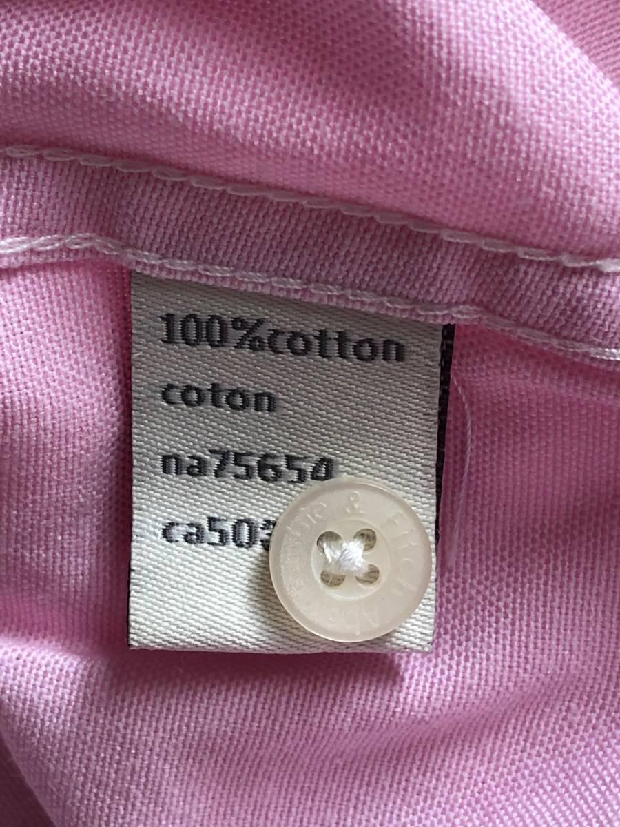 アバクロンビー&フィッチ Abercrombie & Fitch 半袖シャツ ピンク系 Sサイズ