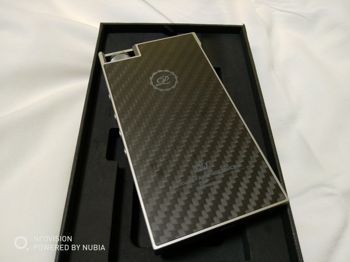 luxury&precision L4 DAP 楽彼 美品_画像7