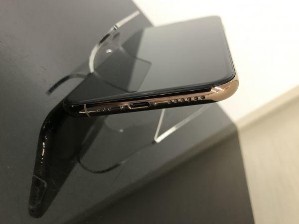 Apple アップル iPhone アイホン XS テン 10 アイフォン 64GB A2098 ゴールド 判定○ シムフリー 美品 最大容量99%_画像3