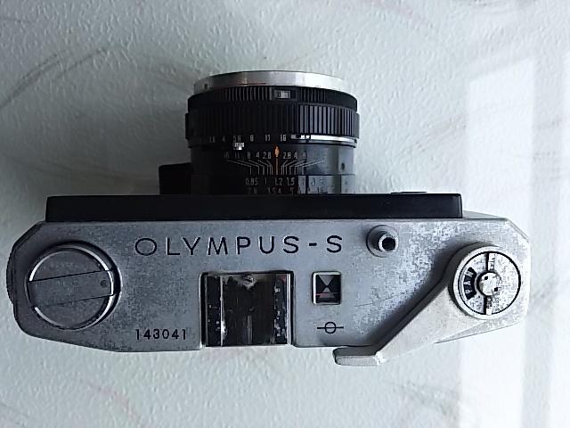 OLYMPUS-S 中古 ジャンク品_画像9