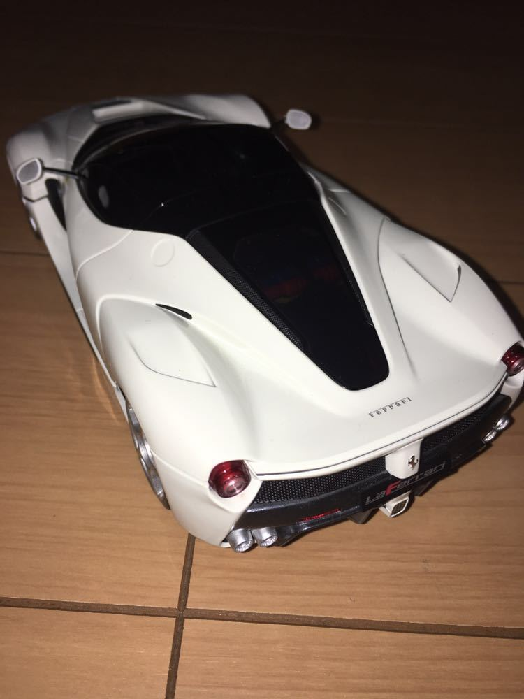 京商 ミニッツレーサー MR03VE ラ・フェラーリ レッドプロポ セット 2.4G 中古 _画像6