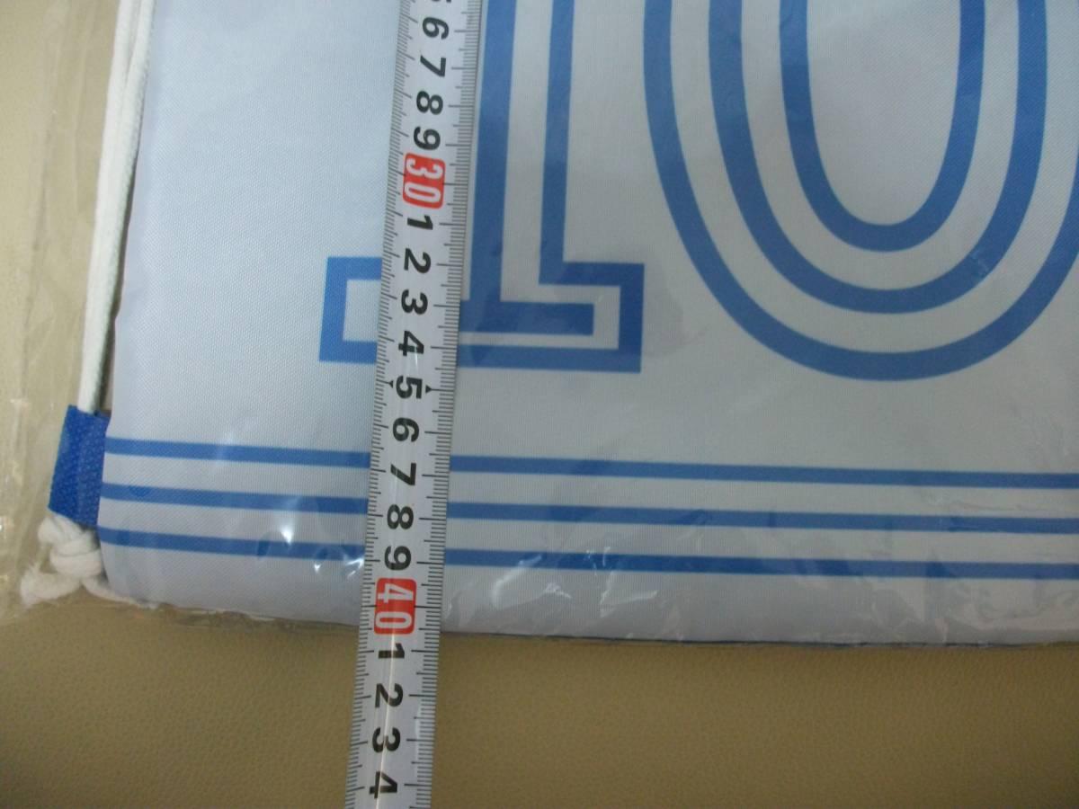 キャプテン翼 非売品 ユニフォーム風Tシャツ・プレミアムビッグラウンドタオル・ナップザック の3点セット_画像7