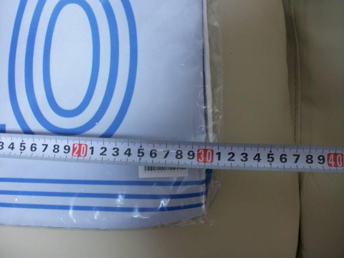 キャプテン翼 非売品 ユニフォーム風Tシャツ・プレミアムビッグラウンドタオル・ナップザック の3点セット_画像8