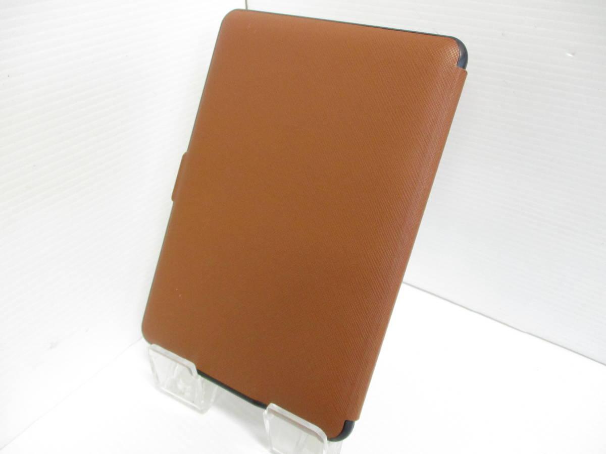 専用ケース付き amazon アマゾン Kindle Paperwhite DP75SDI Wi-Fi 32GB 6型 ブラック 電子書籍リーダー T009_画像3
