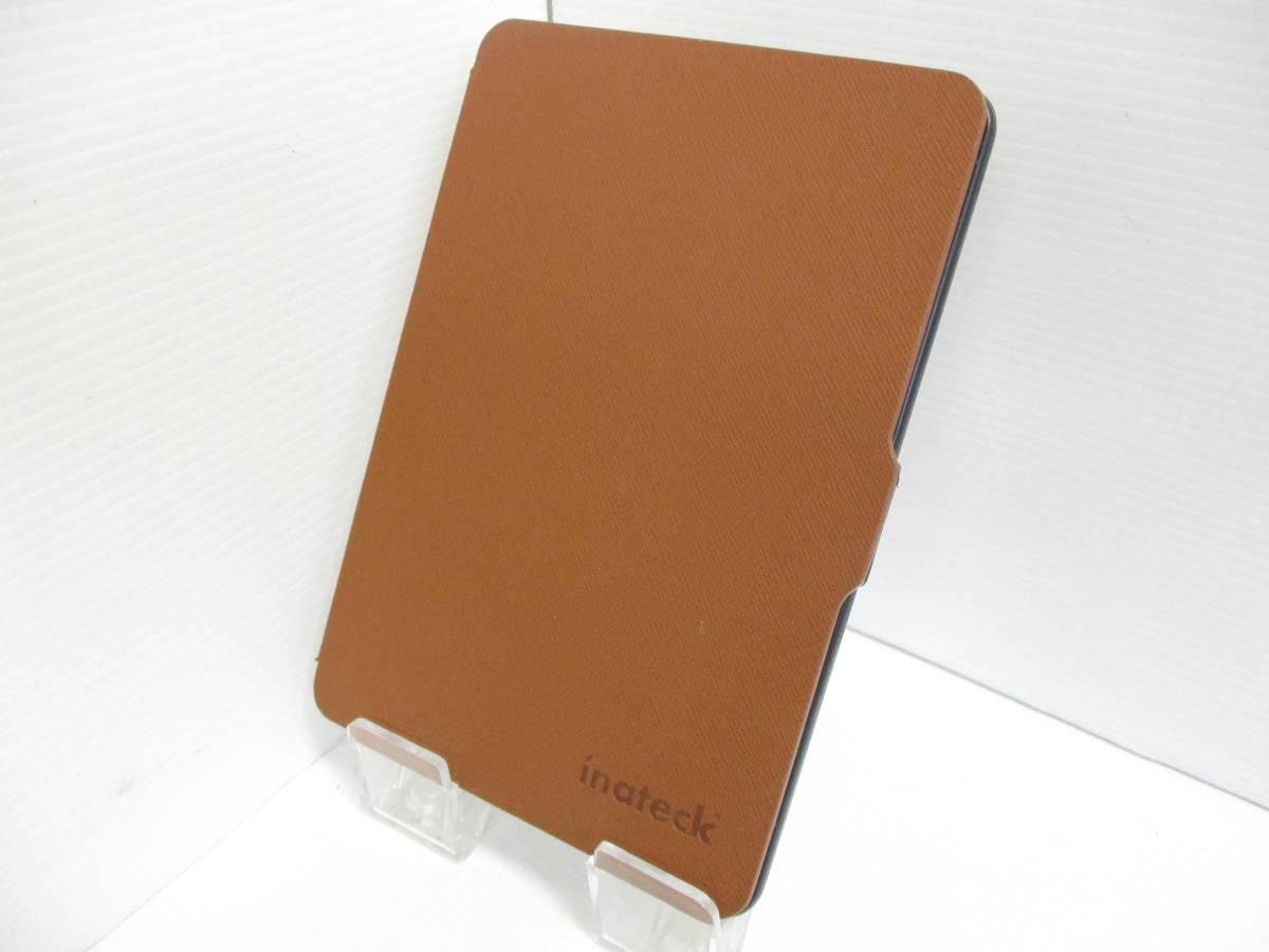専用ケース付き amazon アマゾン Kindle Paperwhite DP75SDI Wi-Fi 32GB 6型 ブラック 電子書籍リーダー T009_画像2