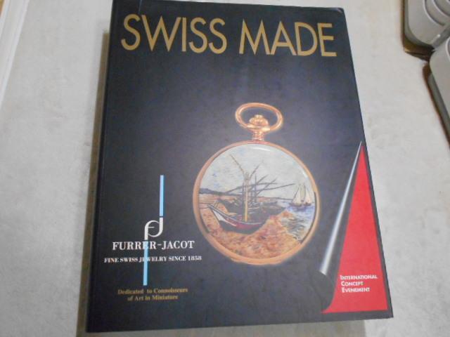 大判本【SWISS MADE FURRER-JACOT】フラージャコー 送料無料 スイス時計ウオッチ_画像2