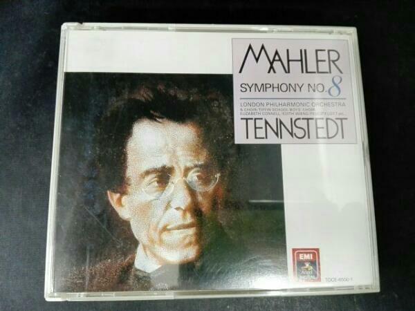 K.テンシュテット/ロンドン・フィルハーモニー管弦楽団 CD マーラー:交響曲第8番「千人の交響曲」_画像1