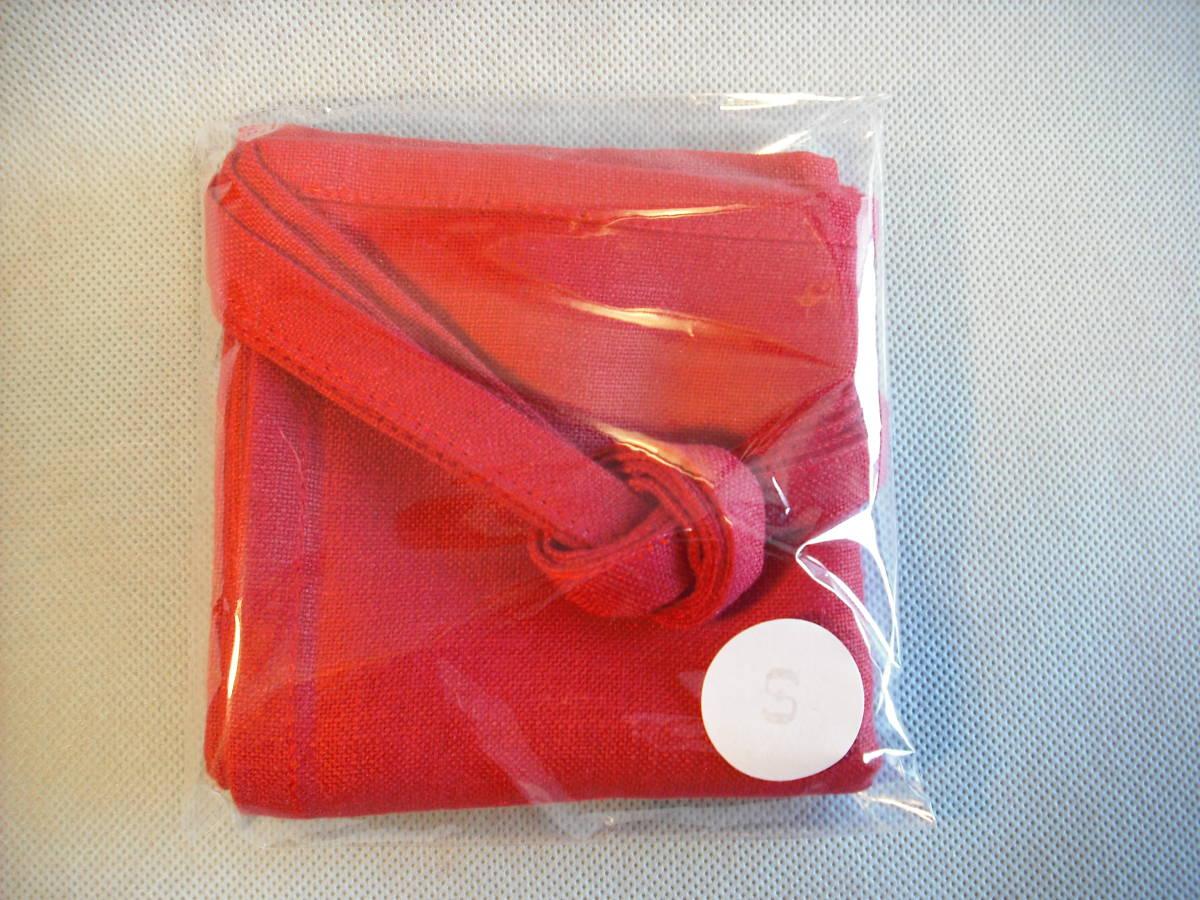 ヨーロッパ産高級ヘンプ100%で作った麻褌(薔薇染め)新品・Lサイズ_画像1