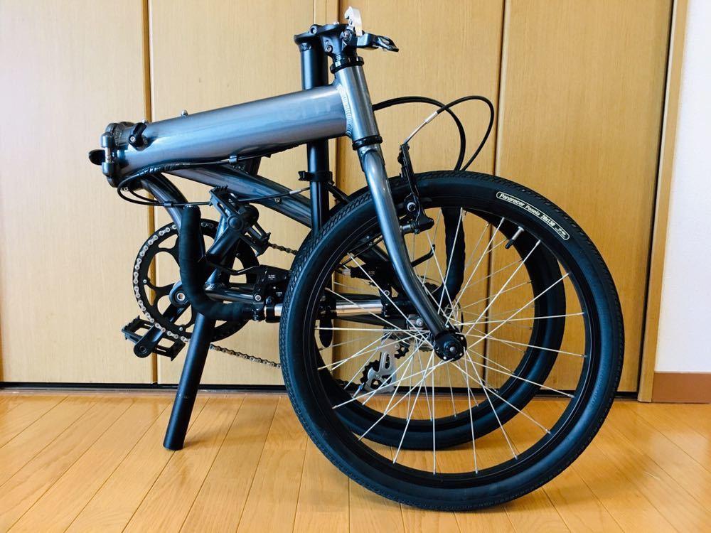 tern ターン リンク b7 カスタム自転車 折り畳み ブルホーン 美品 最終値下げ!