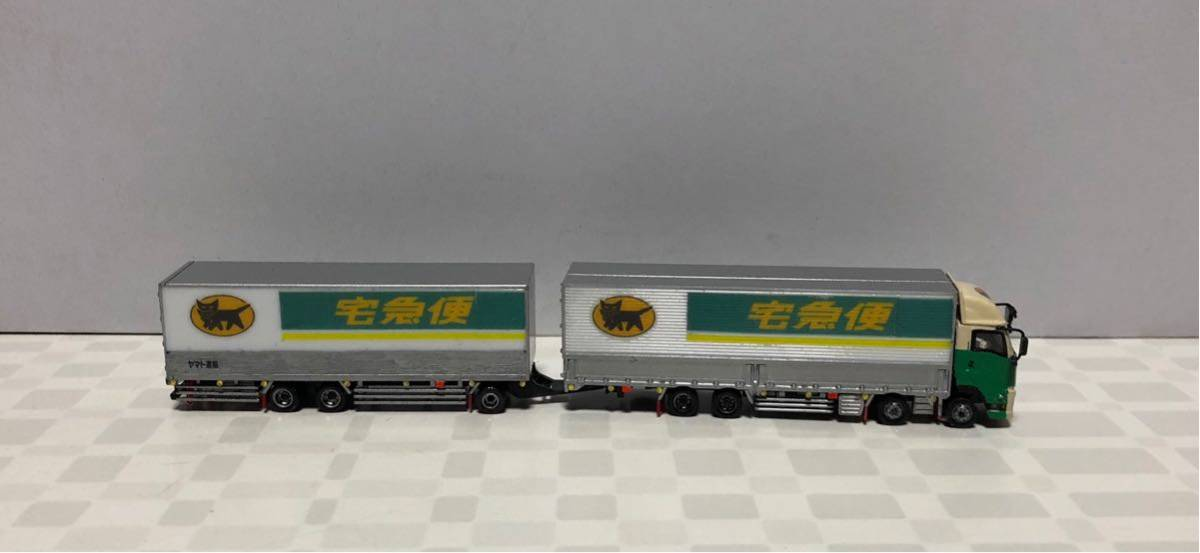 ■改造■新型ギガ ISUZU 全長25mフルトレーラー ギガショートキャブ 全国区の運送トラック_画像2