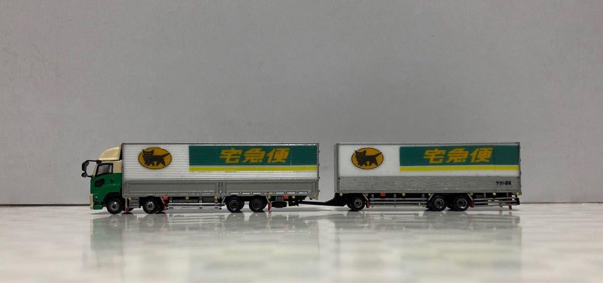 ■改造■新型ギガ ISUZU 全長25mフルトレーラー ギガショートキャブ 全国区の運送トラック_画像7