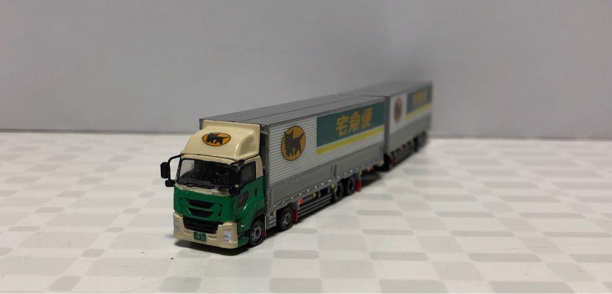 ■改造■新型ギガ ISUZU 全長25mフルトレーラー ギガショートキャブ 全国区の運送トラック_画像6