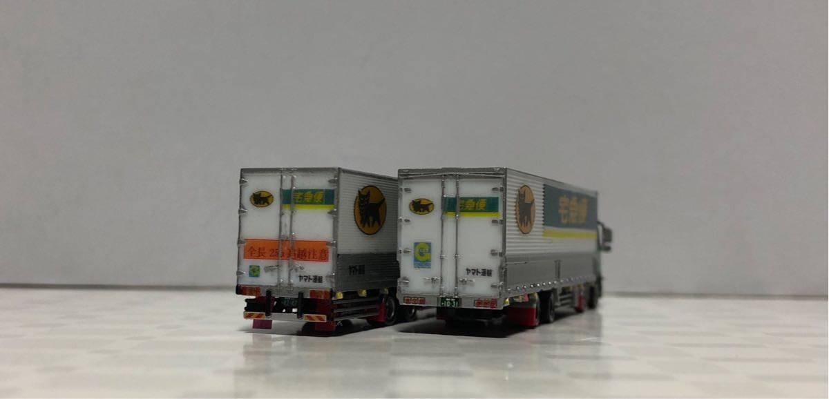 ■改造■新型ギガ ISUZU 全長25mフルトレーラー ギガショートキャブ 全国区の運送トラック_画像5