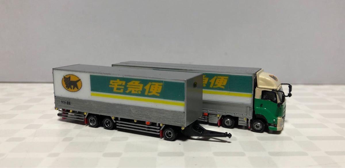 ■改造■新型ギガ ISUZU 全長25mフルトレーラー ギガショートキャブ 全国区の運送トラック_画像10