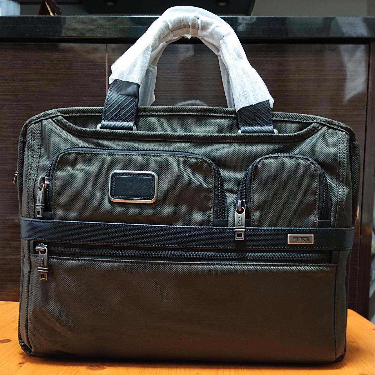 《新品未使用品》TUMI ブリーフケース ビジネスバッグ