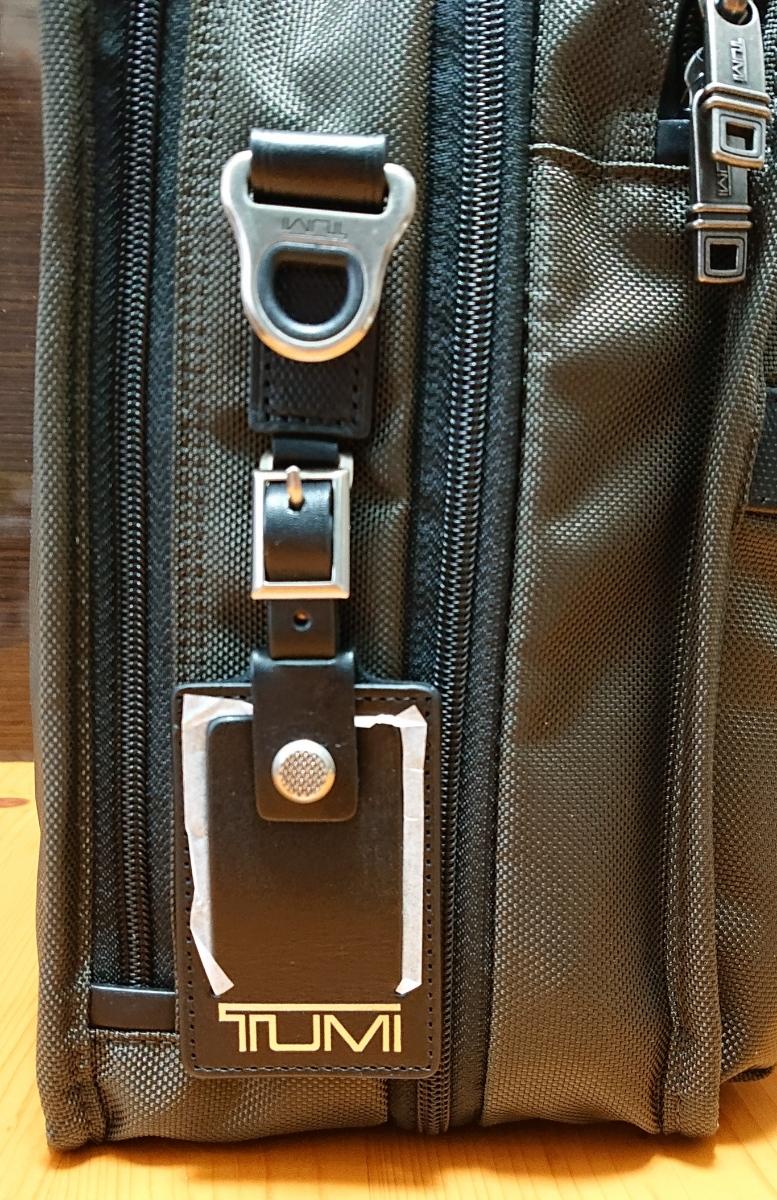 《新品未使用品》TUMI ブリーフケース ビジネスバッグ _画像7