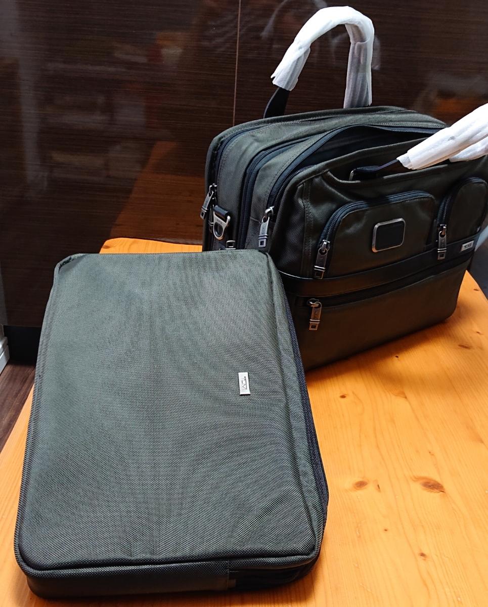 《新品未使用品》TUMI ブリーフケース ビジネスバッグ _画像8