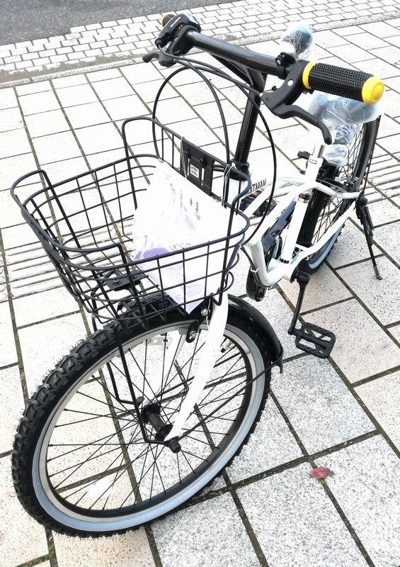 新品未使用★子供CTB自転車★22インチ 黒 BATMAN シマノ6段変速_画像3