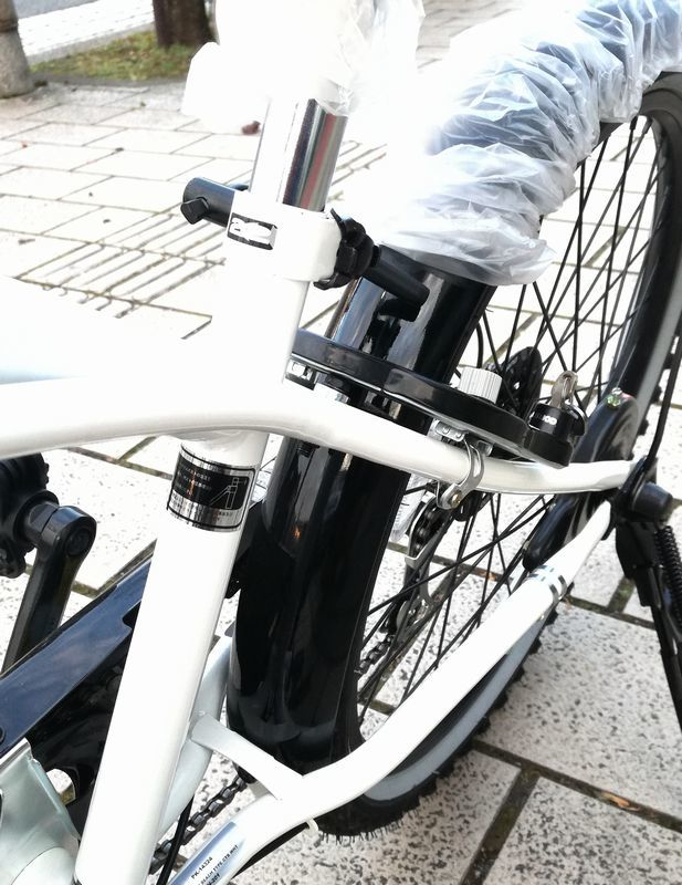 新品未使用★子供CTB自転車★22インチ 黒 BATMAN シマノ6段変速_画像7