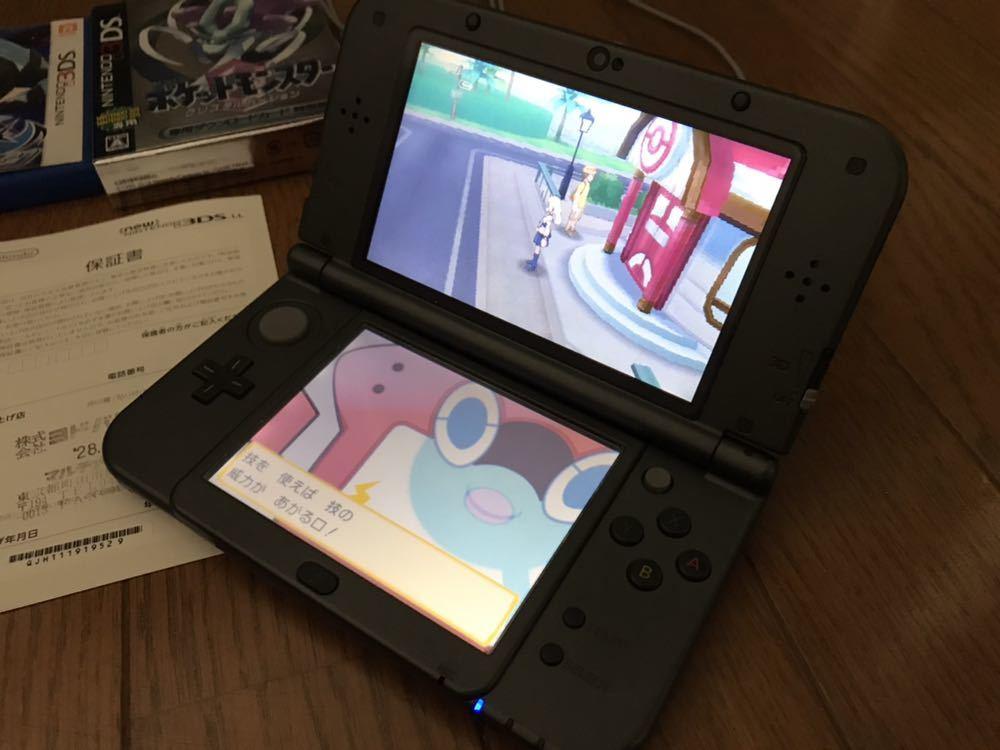 ポケモン引退 廃人データ 3DS本体ソフト バンク VR金 クリスタル データ付き 育成ポケモン多数 幻もあるよ!_画像5