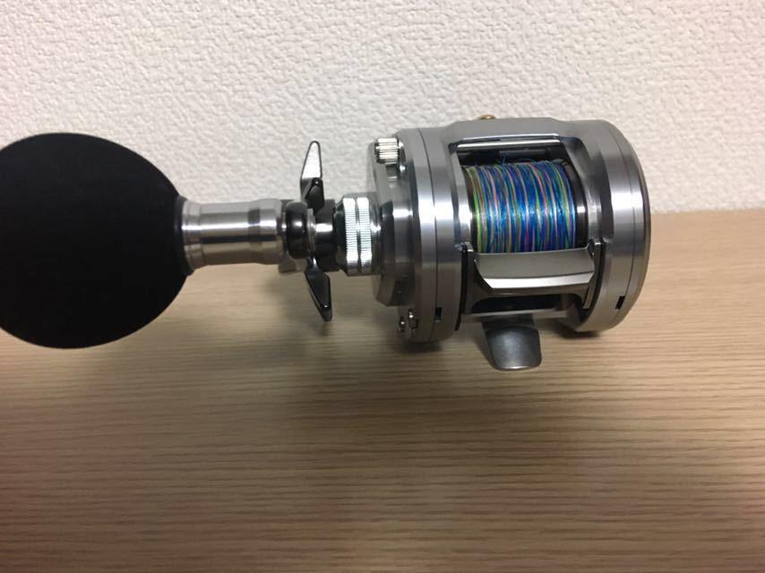ダイワ キャタリナBJ 200SH-L 実釣未使用品_画像6