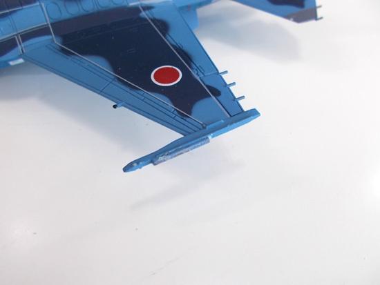 HOBBY MASTER/ホビーマスター F-2A HA2709 支援戦闘機 航空自衛隊 1:72 軍用機 飛行機 戦闘機 _画像6