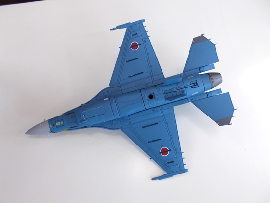 HOBBY MASTER/ホビーマスター F-2A HA2709 支援戦闘機 航空自衛隊 1:72 軍用機 飛行機 戦闘機 _画像3