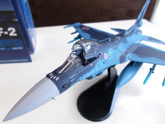 HOBBY MASTER/ホビーマスター F-2A HA2709 支援戦闘機 航空自衛隊 1:72 軍用機 飛行機 戦闘機 _画像2