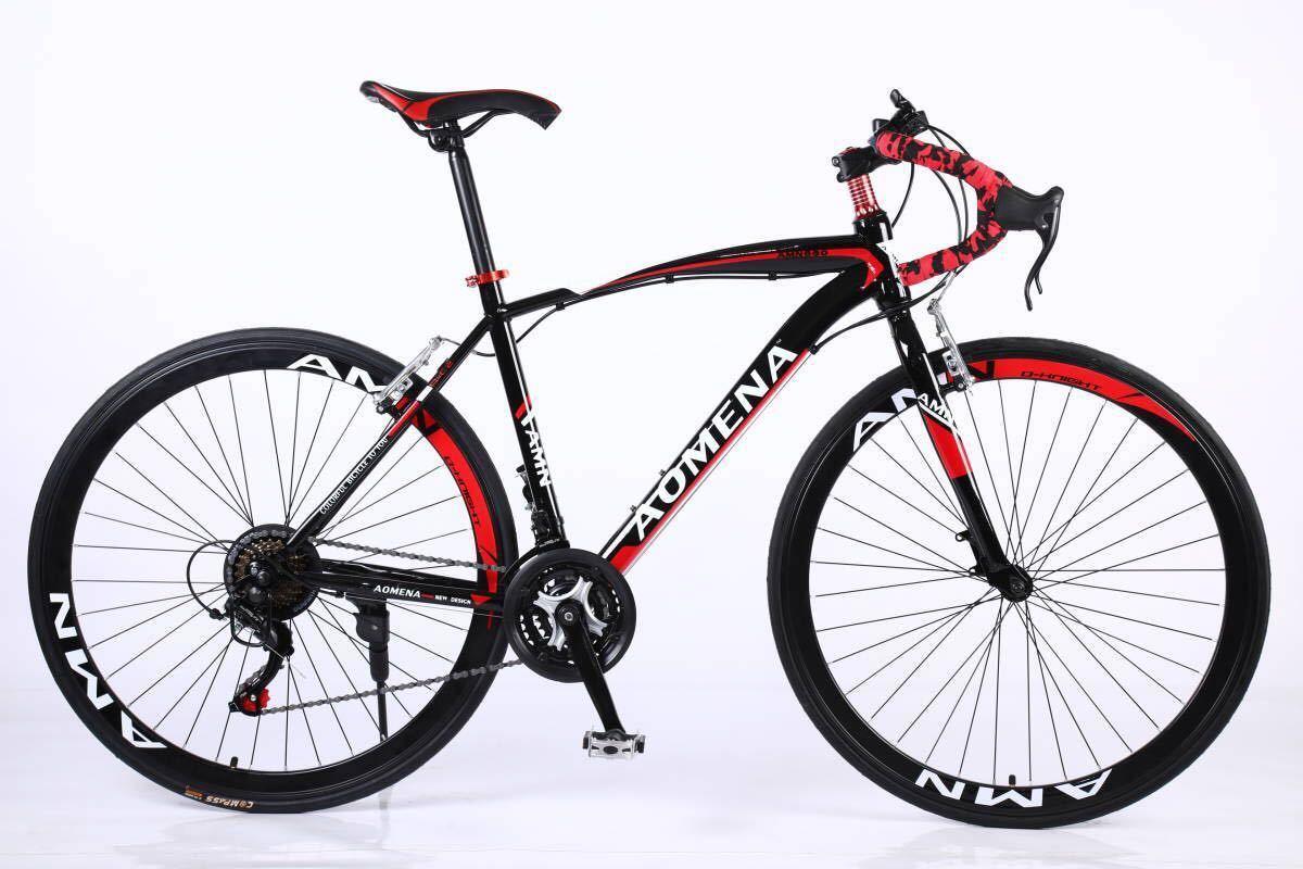 新品未使用 26インチロードバイク フロントSHIMANO TX30 リアTZ500 入門者向け