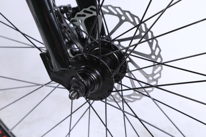 新品未使用 26インチロードバイク フロントSHIMANO TX30 リアTZ500 入門者向け_画像4