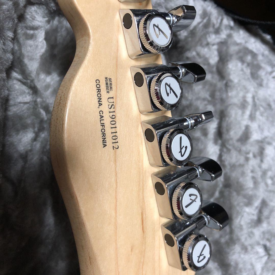 超美品 Fender American エリート テレキャスター 2019年 USA製_画像4